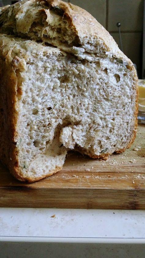 Tominowo: Chleb z automatu- moje sprawdzone już przepisy