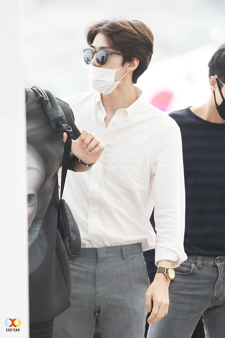 Incheon Airport to Xi'an 150821 : Sehun