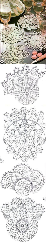 Mejores 92 imágenes de crochet en Pinterest | Atrapasueños ...