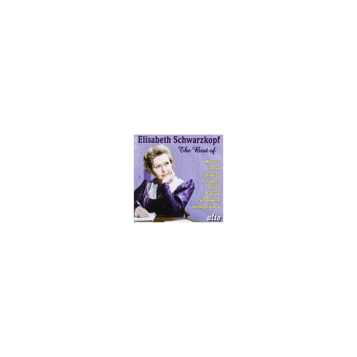Elisabe schwarzkopf - Best of elisabeth schwarzkopf (CD)