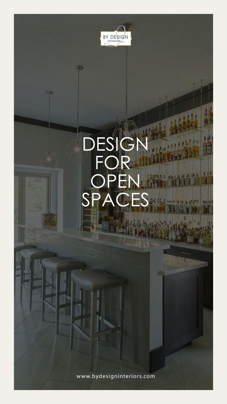 By Design Interiors Inc Houston Interior Design Firm Open Floor Plan Interior Design In Hou Open Floor Plan Open Floor Concept Houston Interior Designers