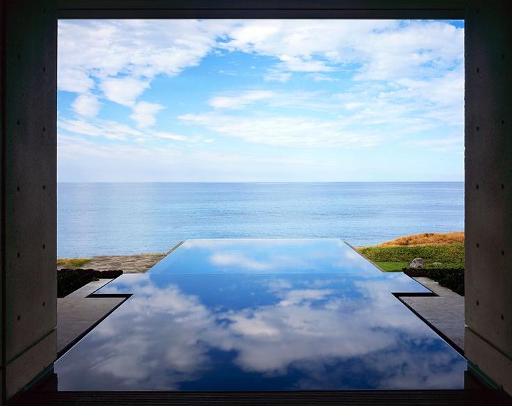 Ocean House   гавайский особняк на берегу океана от Olson Kundig Architects
