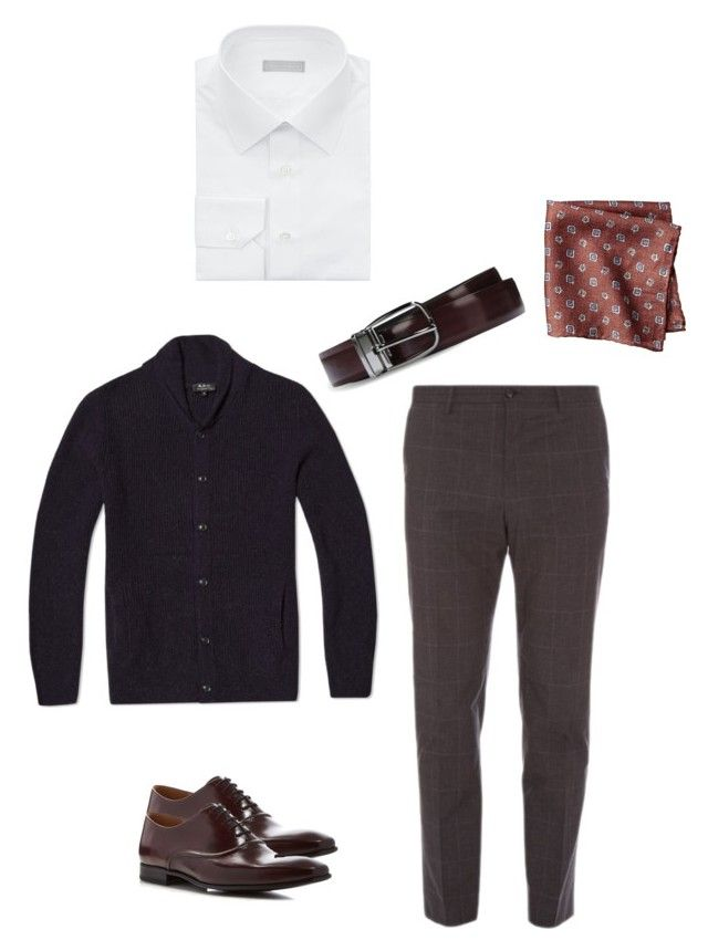 """""""Untitled #55"""" by alisonstylecoaching on Polyvore featuring Dolce&Gabbana, Paul Smith, Stefano Ricci, A.P.C., women's clothing, women, female, woman, misses and juniors"""