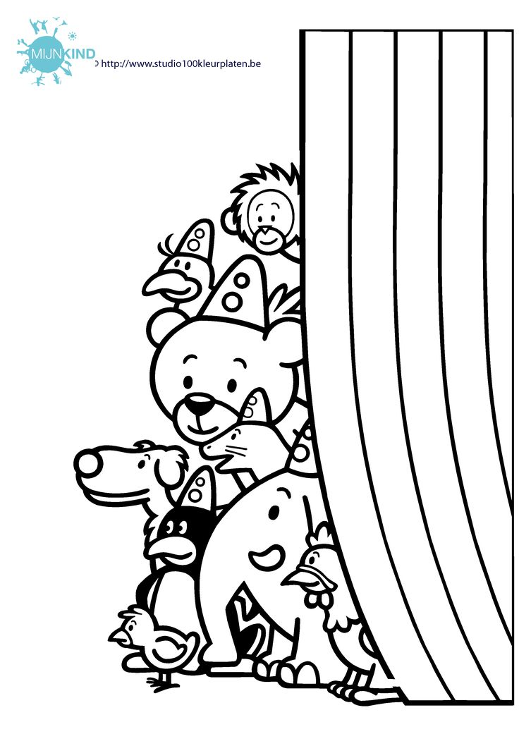 16 best coloring pages preschoolers images on