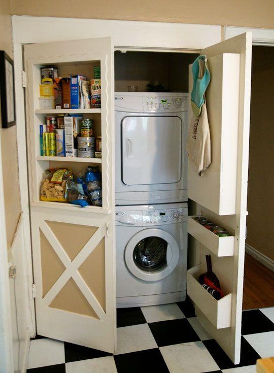 74 Best Hidden Washer Crouching Dryer Images On Pinterest