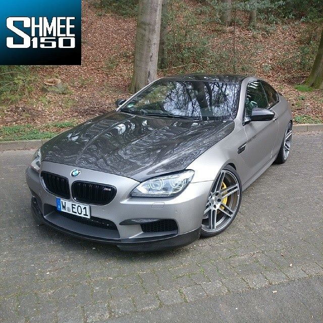 Manhart Mh6 700 Bmw M6 Photos.html | Autos Post