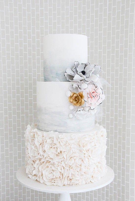 ロマンティック。。♡冬の結婚式にぴったりなウェディングケーキのまとめ一覧♡