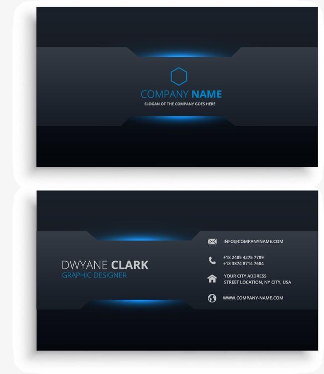 Business Card Business Cards Simple Business Cards Fashion