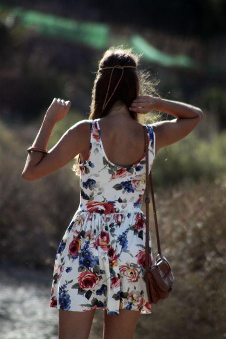 summer dressSummer Dresses, Spring Dresses, Floral Prints, Style, Flower Dresses, The Dresses, Floral Dresses, Dreams Closets, Floral Pattern