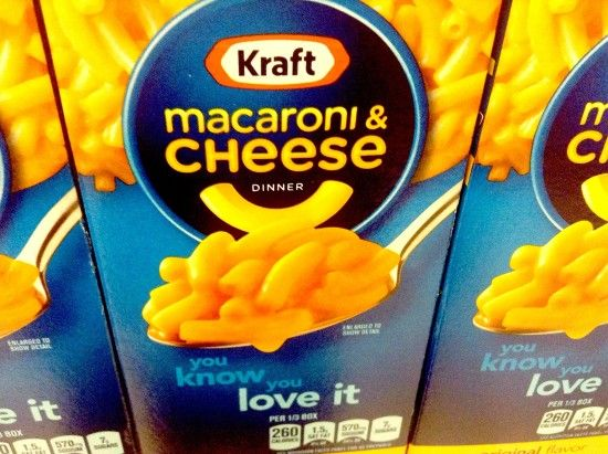 #Kraft Foods to Remove #Artificial Colors and #Preservatives From Its Mac and Cheese http://www.organicauthority.com/kraft-foods-to-remove-synthetic-dyes-and-preservatives-from-its-iconic-blue-box/