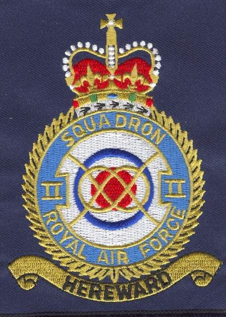 RAF 2Sqn crest
