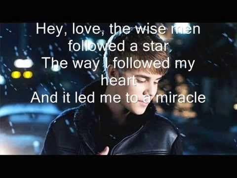 Justin Bieber -Mistletoe lyrics - YouTube
