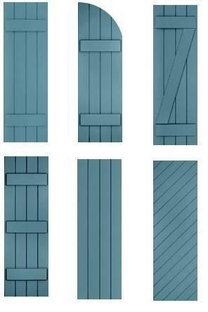 Shutters (Various Styles) Photo by TJLoop85 | Photobucket