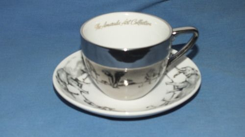 Buy Amarula Cup and Saucer Duo - The Amarula Art Collection for R220.00
