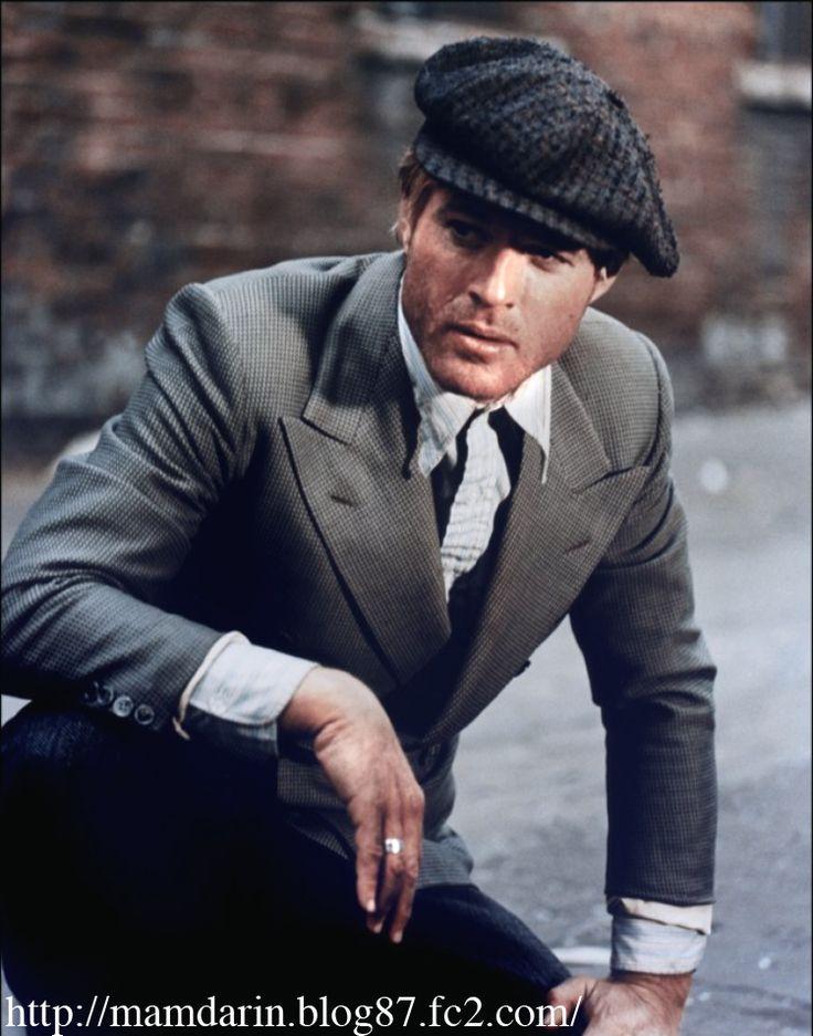 有名俳優ロバート・レッドフォード