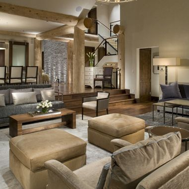 11 Best Images About Step Down To Family Room On Pinterest