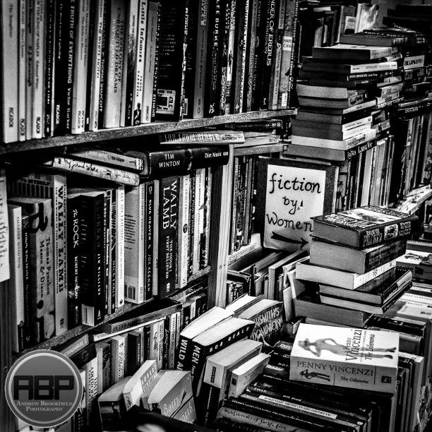 Do you love to read?  Taken in Adelaide's Myponga Markets.  What books are you reading at the moment?  #Bookstore #Bargain #Market #Australia