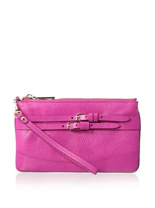 68% OFF Zenith Women's Mini Wristlet Wallet, Fuchsia