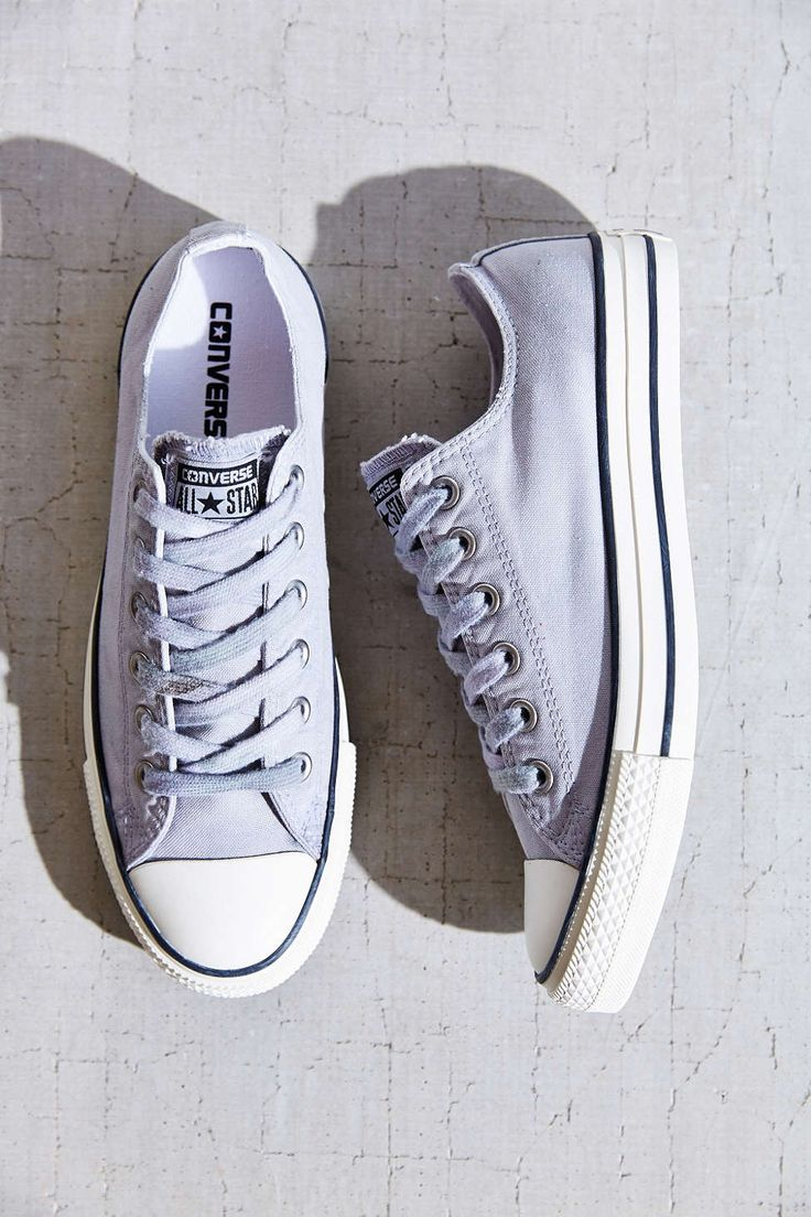 Converse Chuck Taylor All Star Washed Low-Top Sneaker - Urban Outfitters