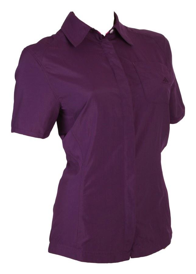 Sommerliches Adidas Outdoor Hemd für Damen - jetzt bei der Markenboerse!