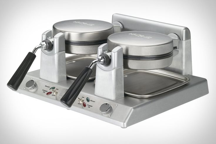 Waring Commercial Waffle Maker - A whopping $450 (but it's hard to put a price on fresh waffles!)