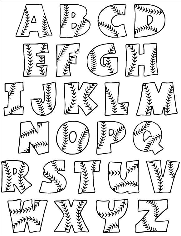 13 best fonts images on pinterest letters alphabet letters and alphabet templates templates free alphabet letters design templates staff appreciation back to school baseball party second grade softball spiritdancerdesigns Image collections