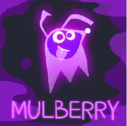 Mulberry From Team Purple On The Great Ghoul Duel Google Doodle 2018