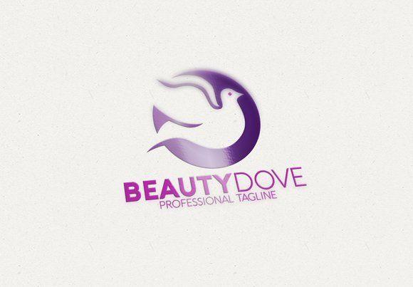 Dove Logo by eSSeGraphic on @creativemarket