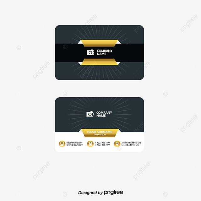 ناقلات نوع ذهب إطار عمل بطاقة بطاقة العمل بطاقات العمل بطاقة الأعمال الشخصية Png وملف Psd للتحميل مجانا Gold Frame Business Cards Personal Business Cards