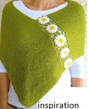 Currently I am crocheting two shawls, due to this inspiration picture. I am using super soft acrylic yarn one in black and the other in a...