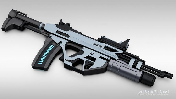 This is my first concept Weapon model ever done in Maya which is totally based on the concept design by ProlificPen. Sharing all the images here, I hope you guys like it. Enjoy! Tools Used: Maya, B...