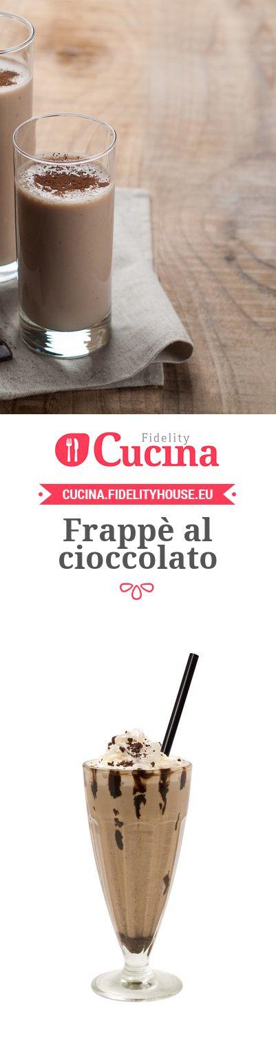 Frappè al cioccolato