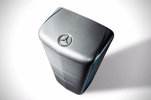 Mercedes'den Ev İçin Enerji Depolama Teknolojisi