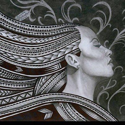Samoan Art inspiration