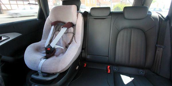 #Erstausstattung :  #Babysitz für´s Auto