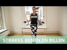 Work-out met Foodie-ness: de beste oefeningen voor strakke benen en billen! | NSMBL.nl