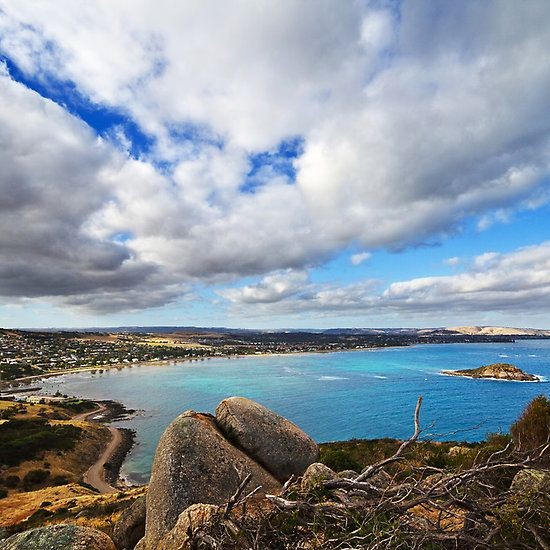 Encounter Bay from the Bluff