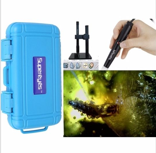 Digital Microscope Magnifier Endoscope Zoom USB +Holder Stand Vista win8 XP / Vista – ZAZA 49