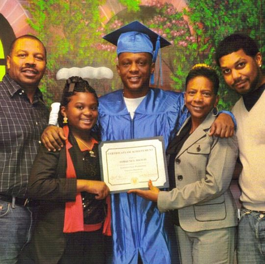 Congrats to Lil Boosie for graduating from the Angola State Prison GED program.