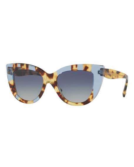 a407ecbd12dc Acetate Cat-Eye Sunglasses