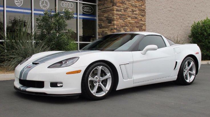 2013 Corvette Grans Sport 60 anniversary edition