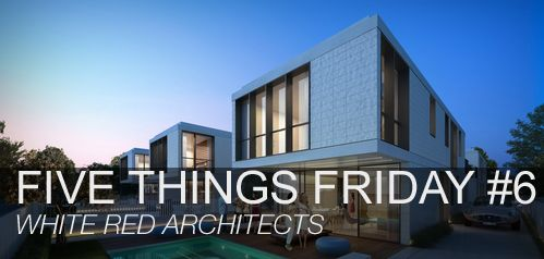 Blog — White Red Architects