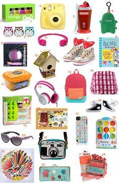 gift guide for teenage girl - Google Search