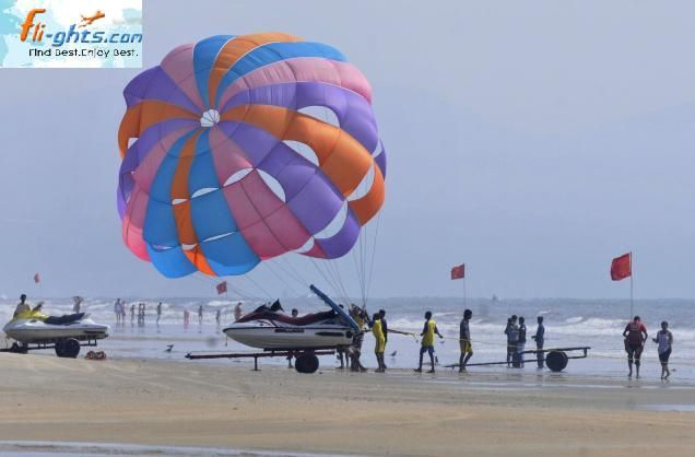 Goa Holiday Packages on Fli-ghts.com. Deals For Goa Holidays Package.Goa Travel Deals.