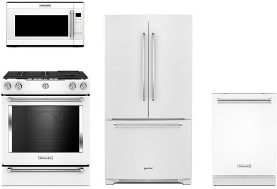 Looking for an alternative to stainless steel appliances? We look at the best choice in white appliances which includes…