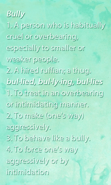 Bully Is Always a Coward Essay