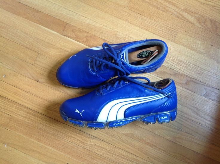 LIMITED EDITION Puma SUPER CELL FUSION ICE LE Rickie Fowler GOLF Shoes US 9.5