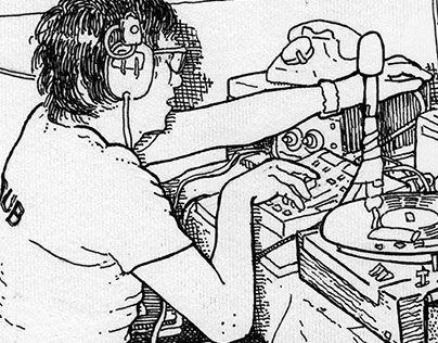 """CARTOLINA DA VIA DEL PRATELLO Immagine rubata alla mostra fotografica """"Bologna e le stagioni del marzo"""" dal 16 al 31 marzo 2017 alla Sala Ercole di Palazzo d'Accursio. Dalla foto di Luciano Nadalini, 1977 #1977"""