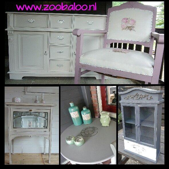 Meubels gerestyled bij www.zoobaloo.nl. laat weten wat u zoekt en graag wilt , wij maken het voor u