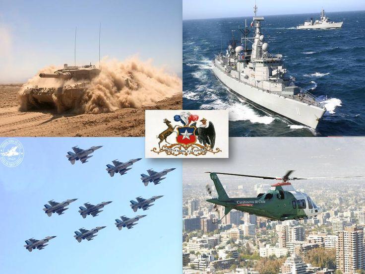 Fuerzas Armadas y Carabineros de Chile (CSA)